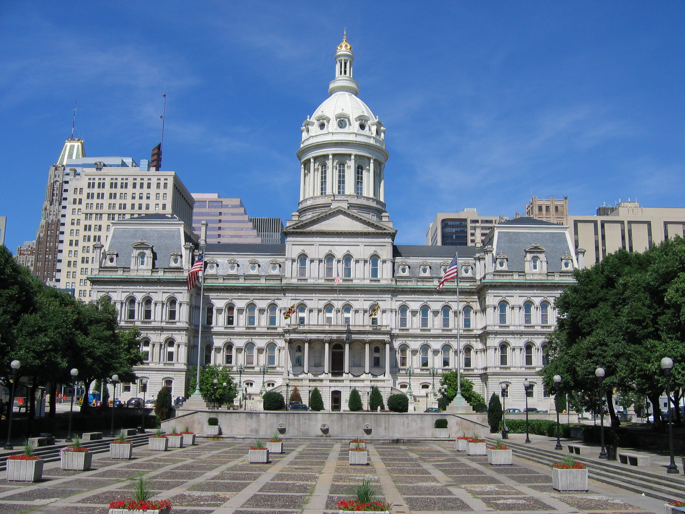 Engineer's Guide to Baltimore: City Hall