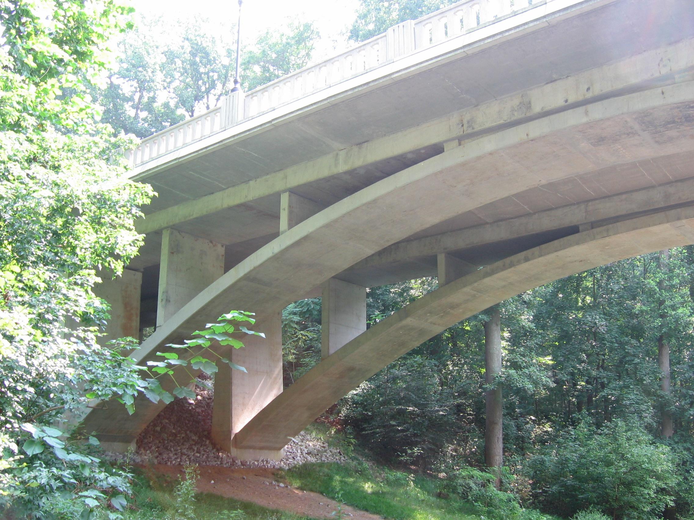 Engineer U0026 39 S Guide To Baltimore  Clifton Avenue Bridge
