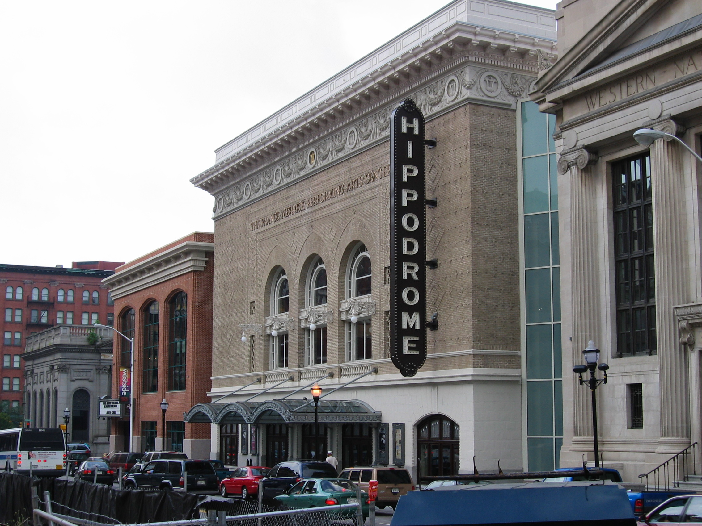 Engineers Guide to Baltimore: Hippodrome Theater