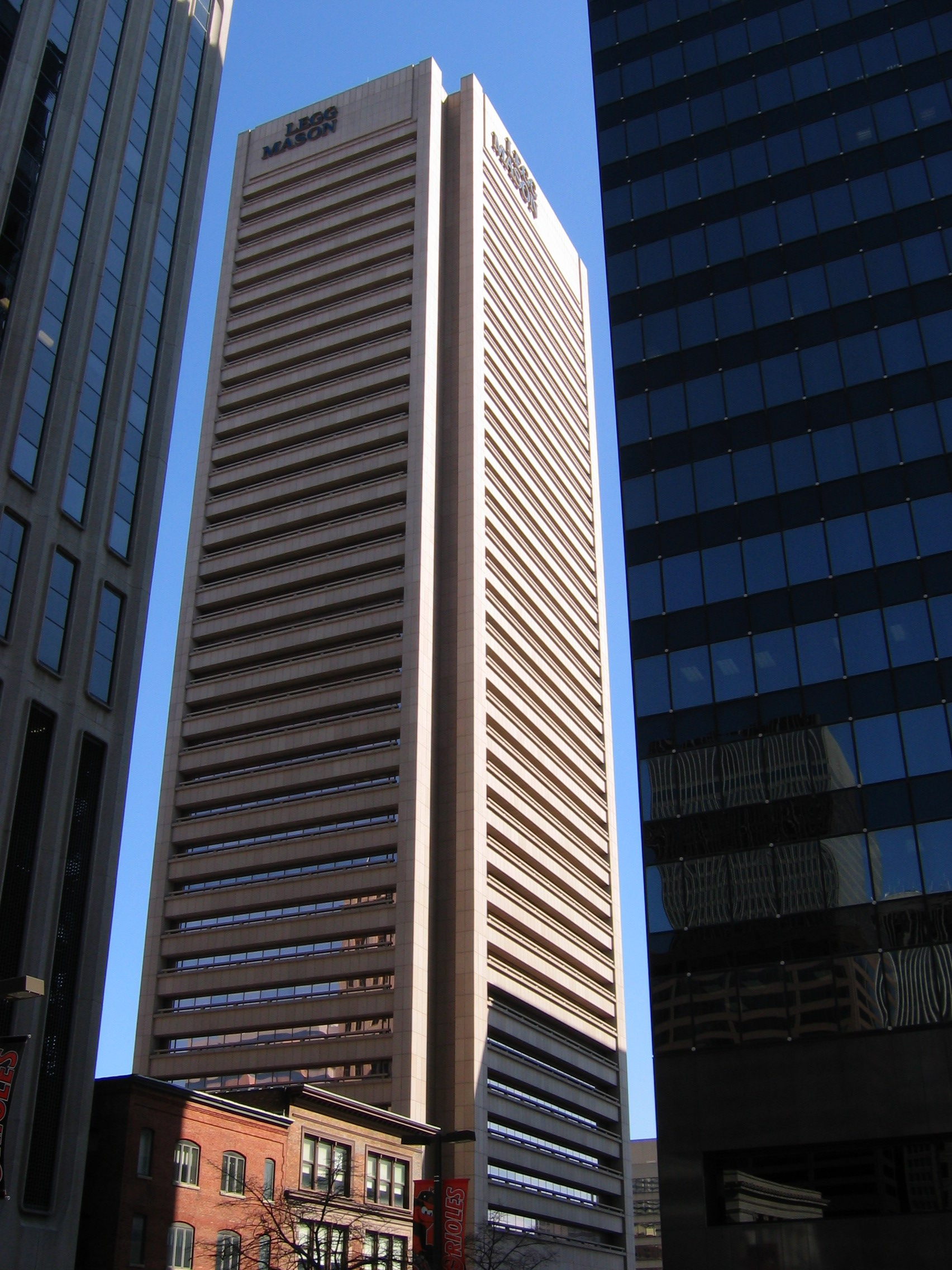 Engineer's Guide To Baltimore: Legg Mason Building