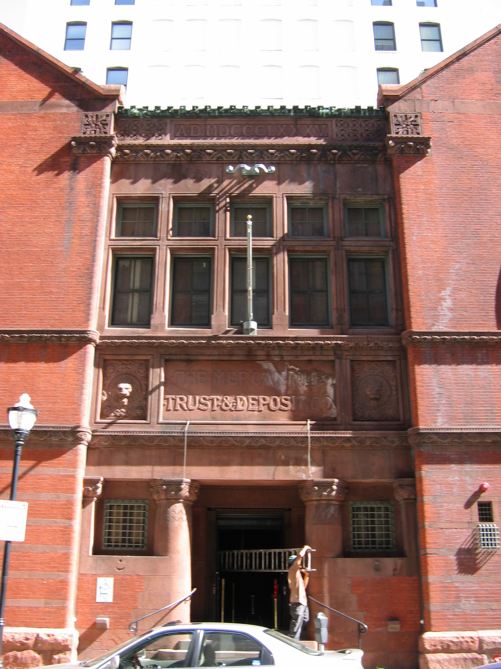 Engineer S Guide To Baltimore Mercantile Safe Deposit And