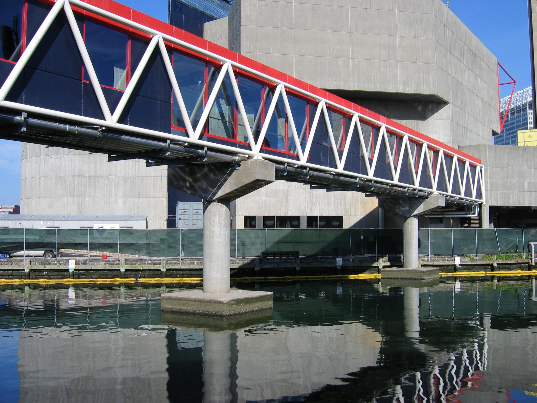 Engineer's Guide to Baltimore: National Aquarium in Baltimore