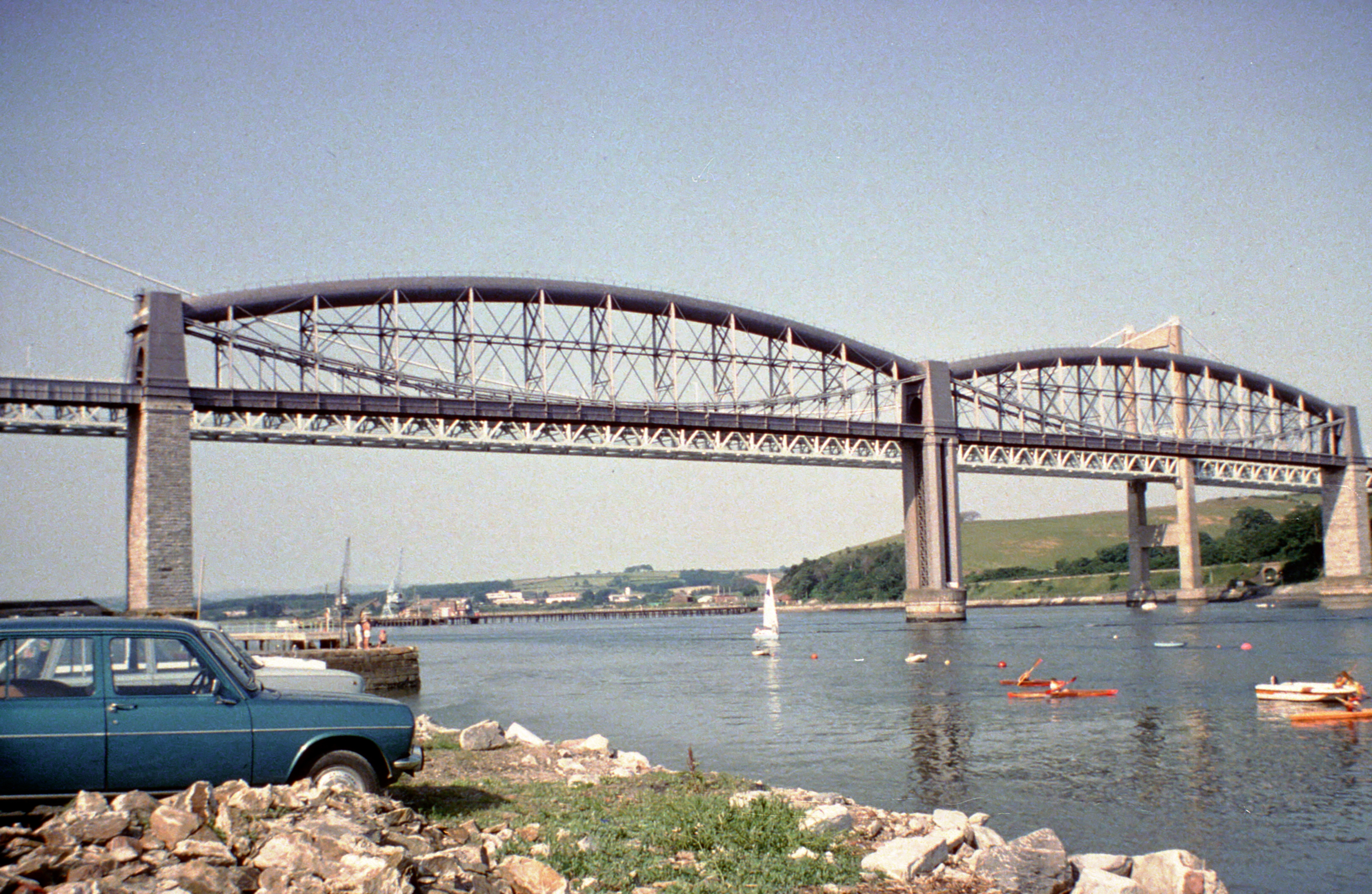Perspectives On The Evolution Of Structures Saltash Bridge